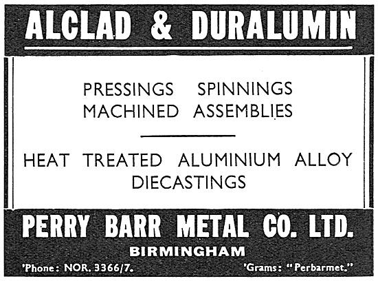 Perry Barr Aluminium Alloy Diecastings