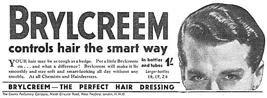 Brylcreem 1939