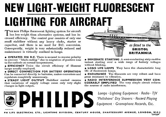 Philips Lighting For Aircraft Cabins
