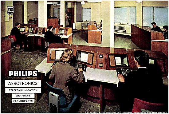 Philips Aerotronics Telecommunication Equipment