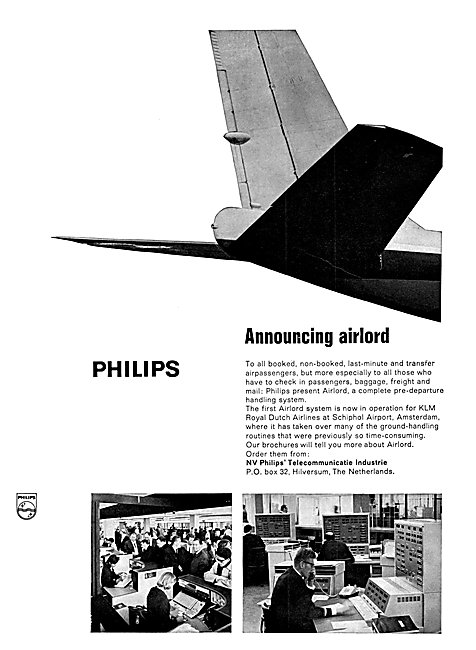 Philips AIRLORD Ground Handling System