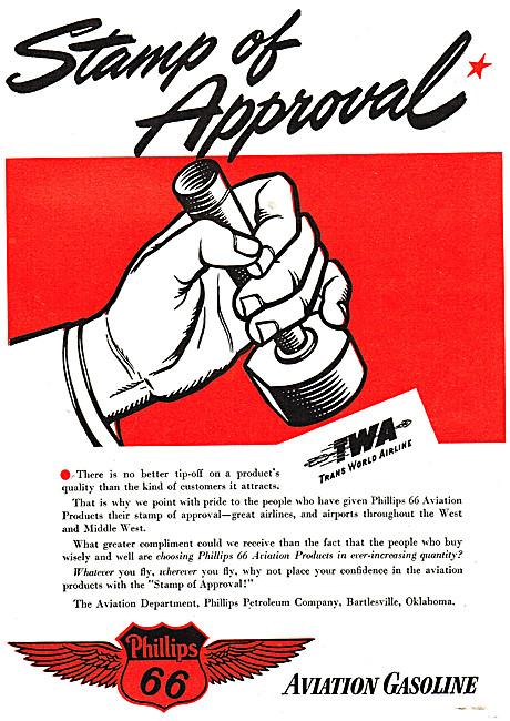 Phillips 66 Aviation Gasoline - Phillips 66 Oils
