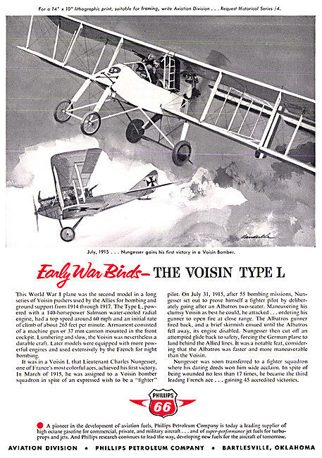 Phillips 66 Aviation Fuels & Lubricants