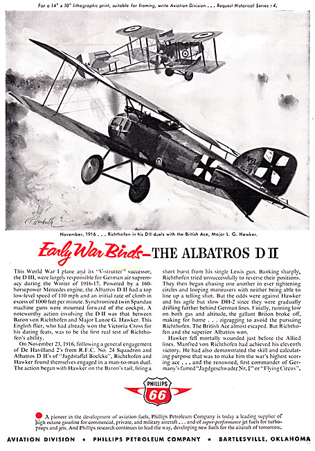 Phillips 66 Aircraft Fuels & Lubricants