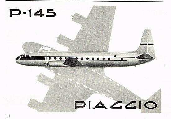 Piaggio P-145