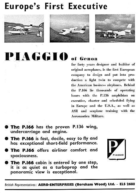 Piaggio P.166