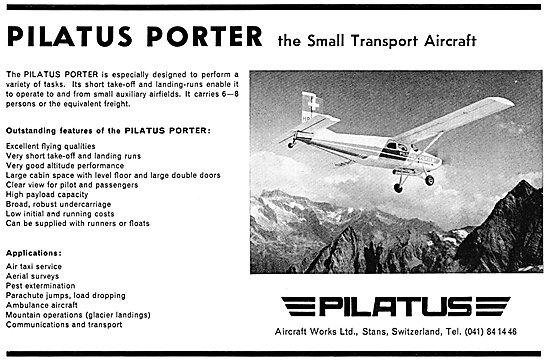 Pilatus Porter