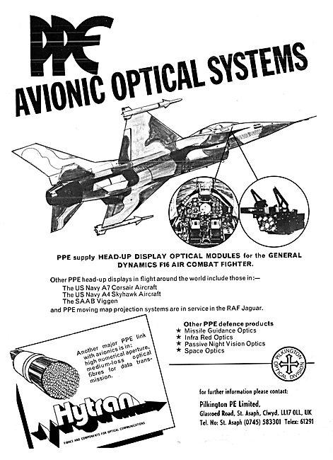 Pilkington Optical Systems 1976