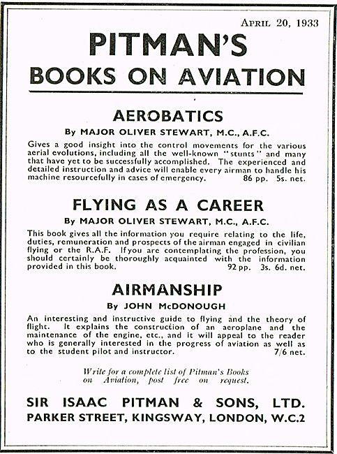 Aerobatics Major Oliver Stewart
