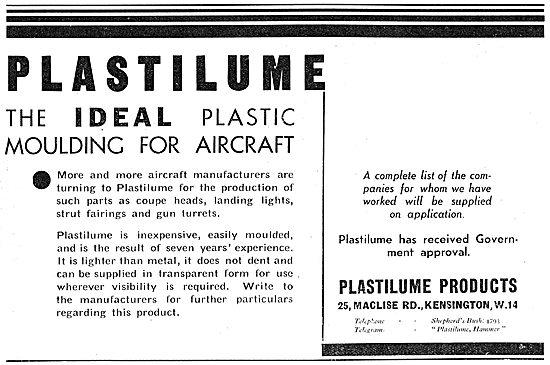 Plastilume Perspex Acetate Sheeting