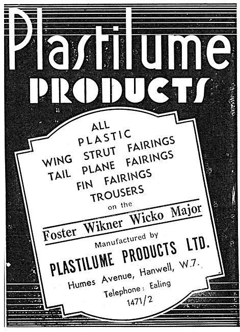 Plastilume Perspex Acetate Sheeting & Plastic Components