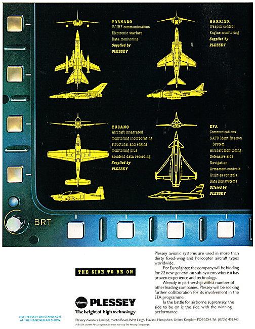 Plessey Avionics Systems