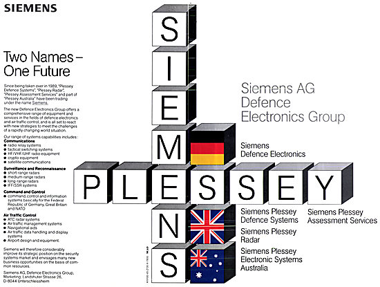 Siemens Plessey Defence Systems