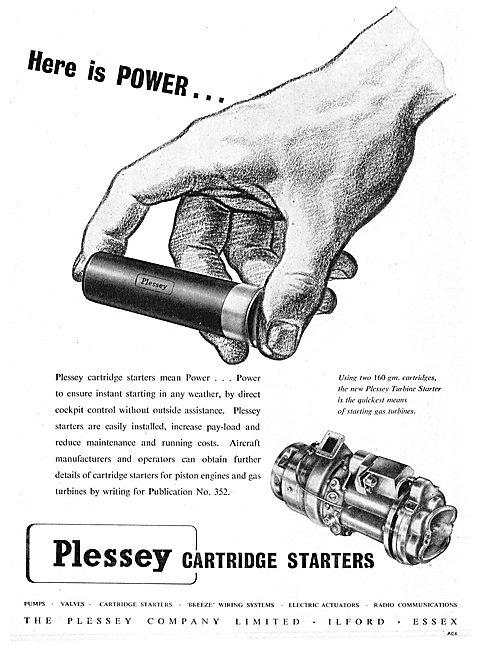 Plessey Cartridge Starters