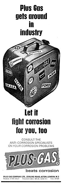 Plus Gas Anti-Corrosion Products