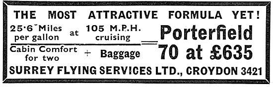 Porterfield 70