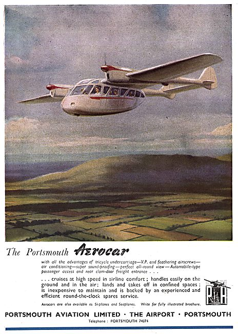 Portsmouth Aviation Aerocar