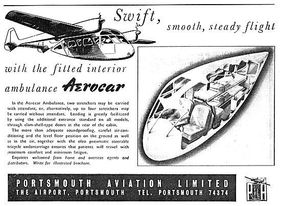 Portsmouth Aerocar