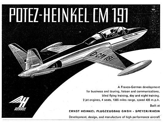 Potez-Heinkel CM191