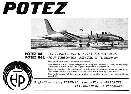 Potez 841
