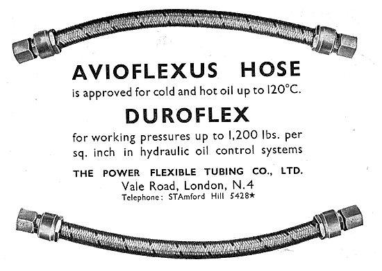 Power Flexible Tubing - AVIOFLEXUS Hose