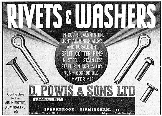 D.Powis AGS Parts