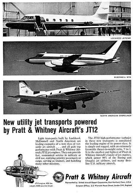 Pratt & Whitney JT12