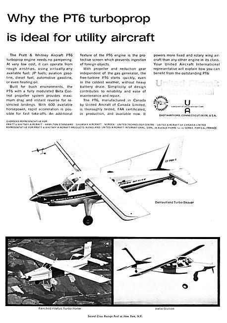 Pratt & Whitney PT6