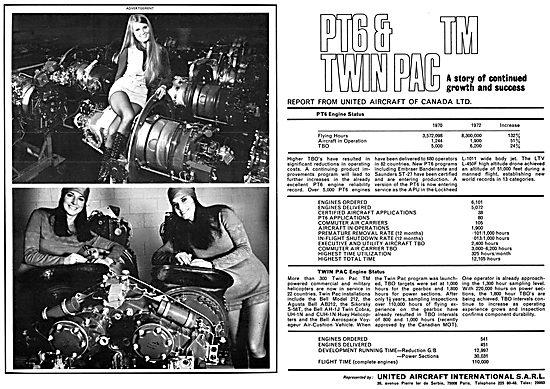 Pratt & Whitney PT6 - Pratt & Whitney Twin Pac