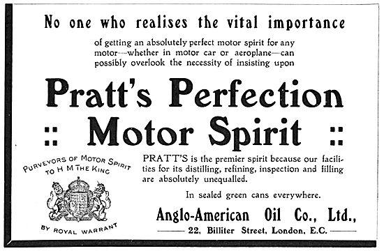 Pratts Aviation Spirit