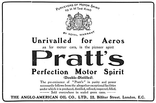 Pratts Aviation Spirit