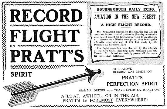Pratt's Aviation Spirit