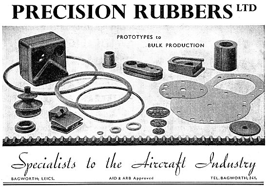 Precision Rubbers - Rubber Products Prototype To Production