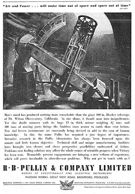 R.B.Pullin Aircraft Instruments