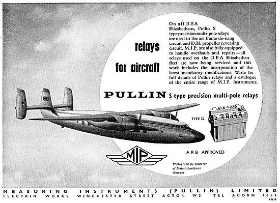 R.B.Pullin Aircraft Instruments - Measuring Instruments (Pullin)