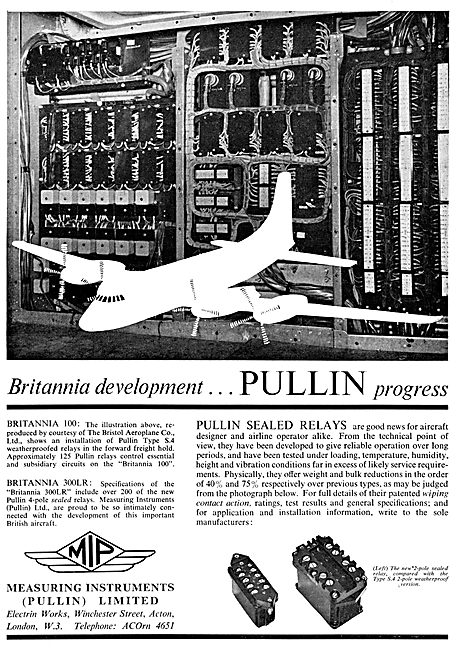 R.B.Pullin Aircraft Instruments - MIP