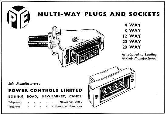 Pye Plugs & Sockets