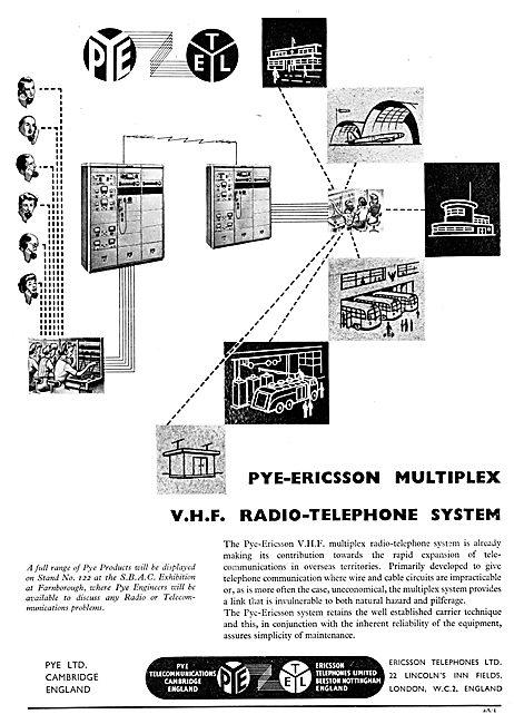 Pye Ground & Air Radio Equipment