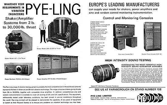 Pye-Ling Vibration Engineering