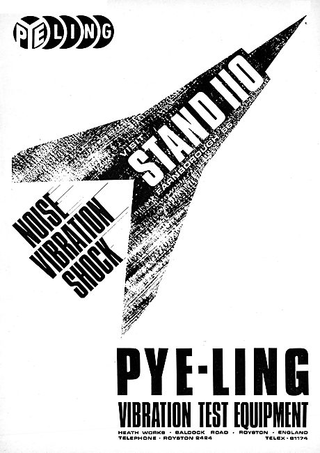 Pye-Ling Vibration Test Equipment