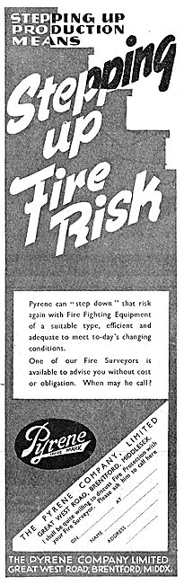 Pyrene Fire Fighting Equipment