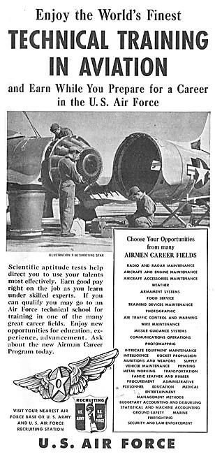 USAF - U.S.Air Force Recruitment