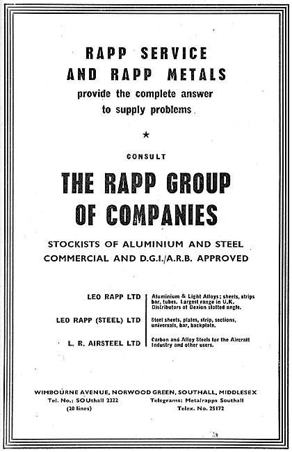 Rapp Metals