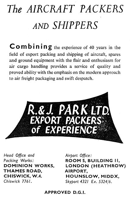 R & J Park Export-Packing & Shipping