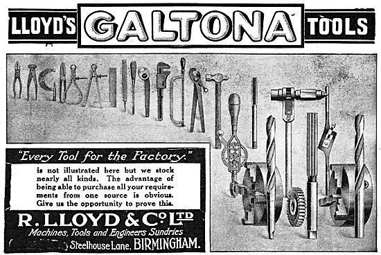 RLloyd & Co. Galtona Tools