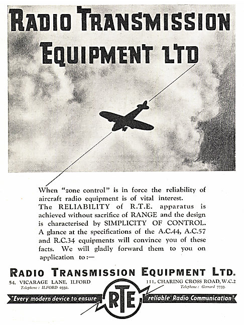 Radio Transmission Equipment - RTE