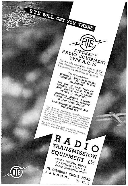 Radio Transmission Equipment - RTE - R/T Telephone