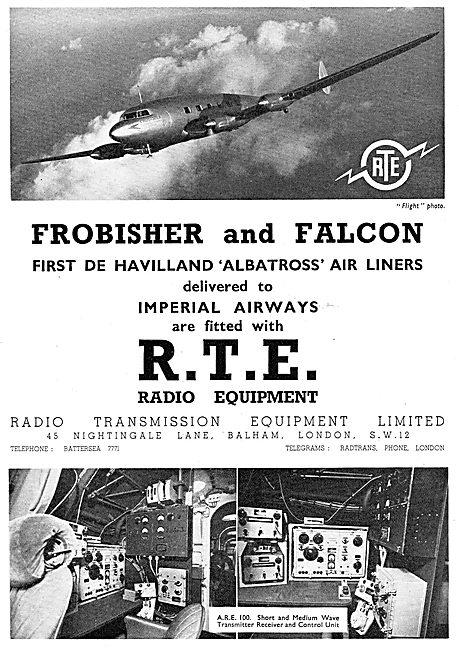 Radio Transmission Equipment - RTE Radios