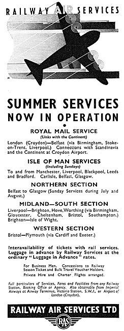 Railway Air Services
