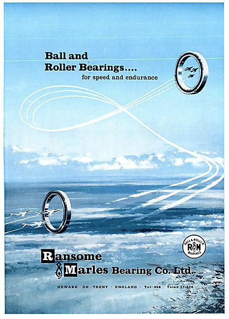 Ransome & Marles Bearings